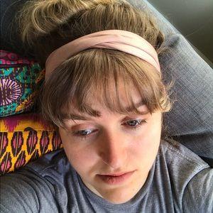 Athleta Twisted Shimmer headband